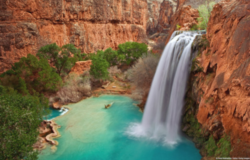 Earth's Many Stunning Waterfalls